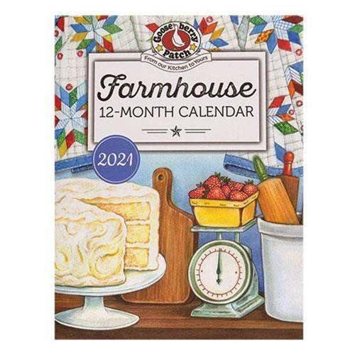 Gooseberry Patch 2021 Pocket Calendar