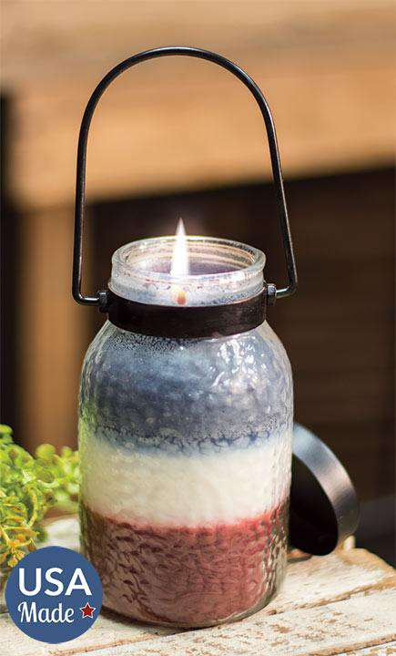 Americana Baby Simplicity Lantern, 16 Oz Keeper of the Light CWI+