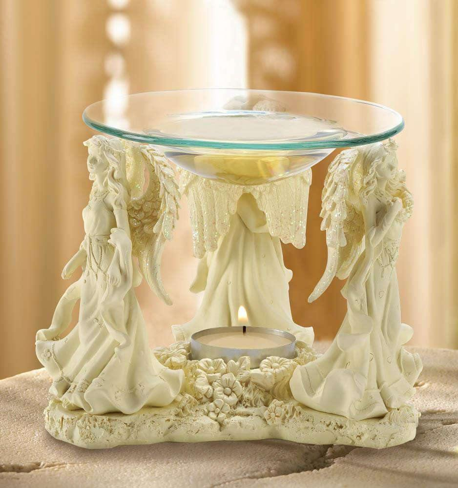 Angel Trio Oil Warmer