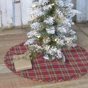 Galway Mini Tree Skirt 21