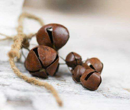 Bells on Jute Cluster Bells CWI+