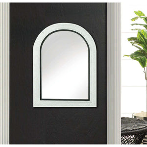 Bicocca Wall Mirror With Black Trim