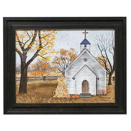 Blessed Assurance Framed Print Billy Jacobs CWI+