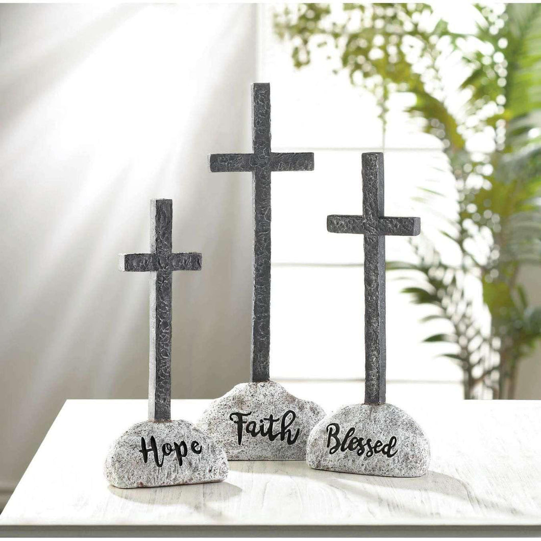 Blessed Cross Statue
