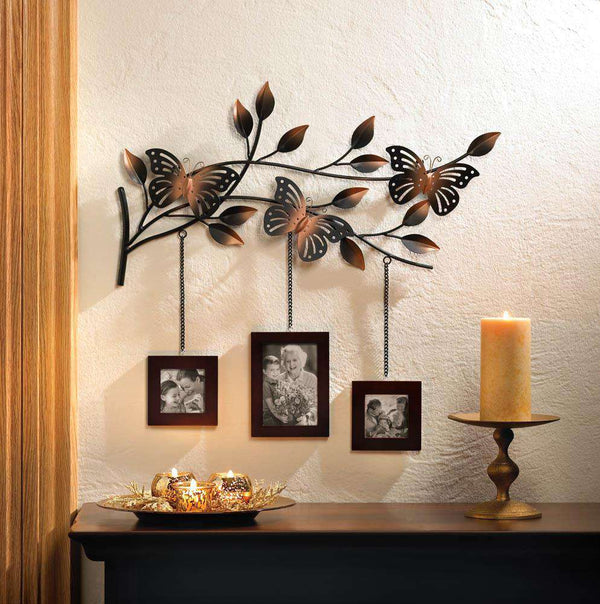 Butterfly Frames Wall Decor Accent Plus
