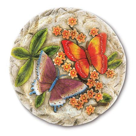 Butterfly Stepping Stone - The Fox Decor