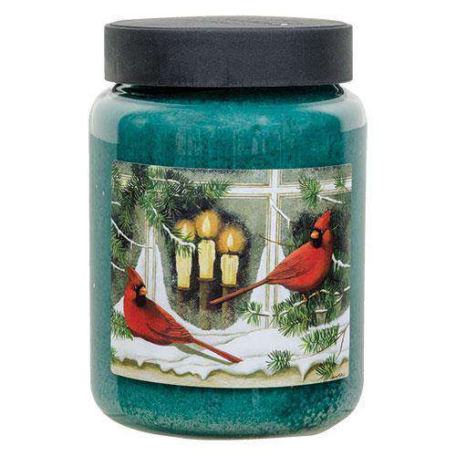 Cardinals Nesting Jar Candle 26 oz Jar Candles CWI+