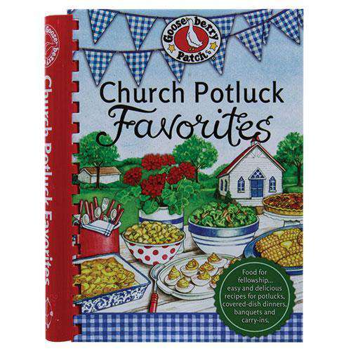 ^^Church Potluck Favorites Cookbooks CWI+