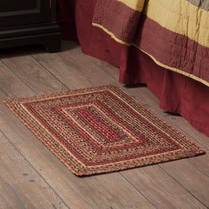 "Cider Mill Jute Braided Rugs Rectangle VHC Brands Rugs VHC Brands 20"" x 30"""
