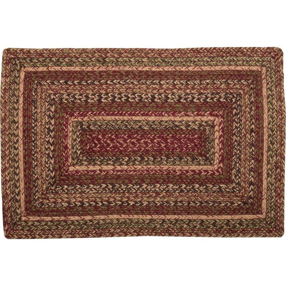Cider Mill Jute Braided Rugs Rectangle VHC Brands Rugs VHC Brands