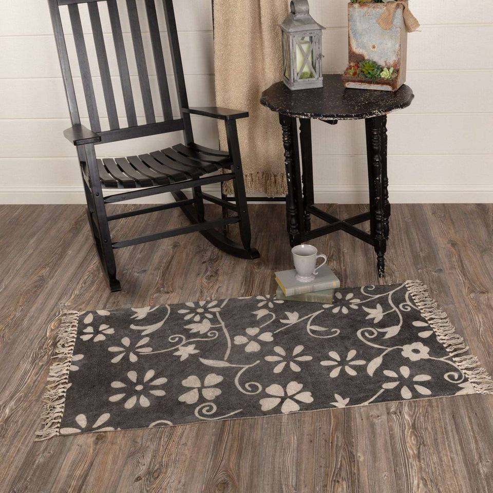 Cordova Stenciled Rugs Rugs VHC Brands