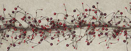 Country Berry Garland Garlands CWI+
