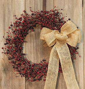 Country Berry Wreath - 20