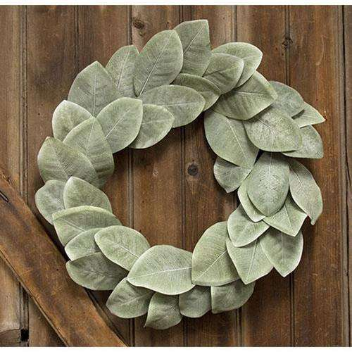 "Cove Harbor Magnolia Wreath, 22"" Everyday CWI+"