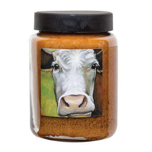 Cow Jar Candle, 26oz Jar Candles CWI+