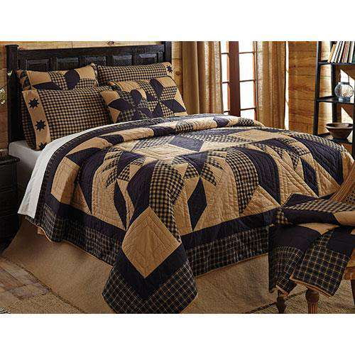 Dakota Star Queen Quilt Bedding CWI+