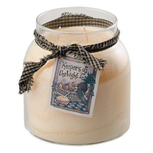 *Decadent Cheesecake Papa Jar Candle, 34oz Jar Candles CWI+