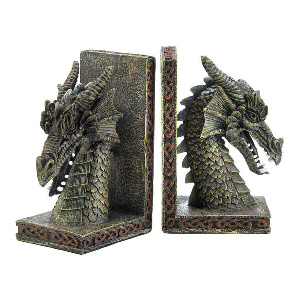 Dragon Book Ends Gallery of Light
