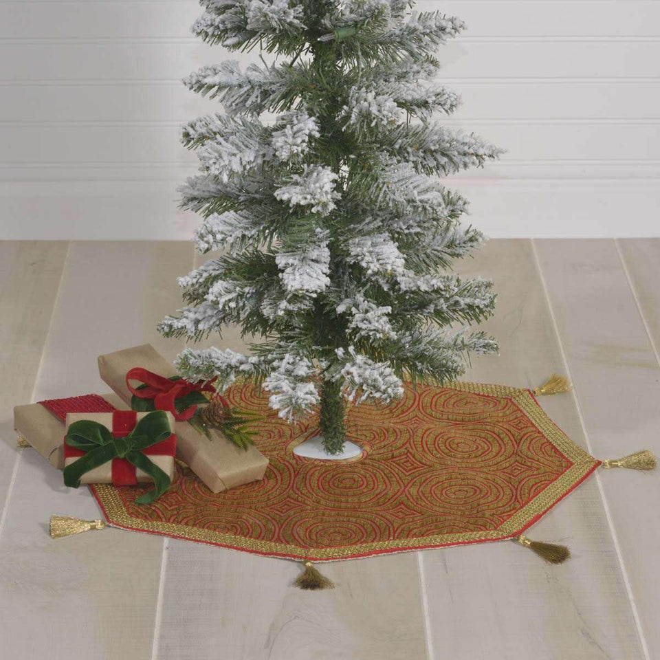 Soleil Mini Tree Skirt 21