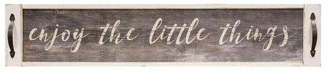 ^Enjoy the Little Things Sign Pictures & Signs CWI+