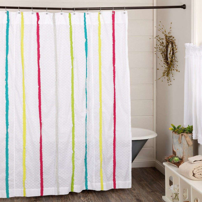 Everly Shower Curtain 72