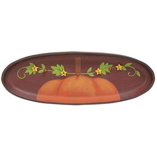 Fall Stars and Bells Tray General CWI+