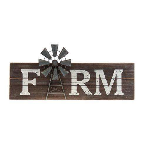 Farm Windmill Sign Pictures & Signs CWI+