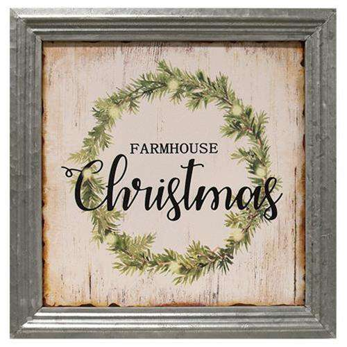 '+Farmhouse Christmas Sign Winter Signs CWI+
