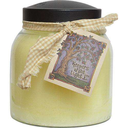 Fresh McIntosh Papa Jar Candle, 34oz Jar Candles CWI+
