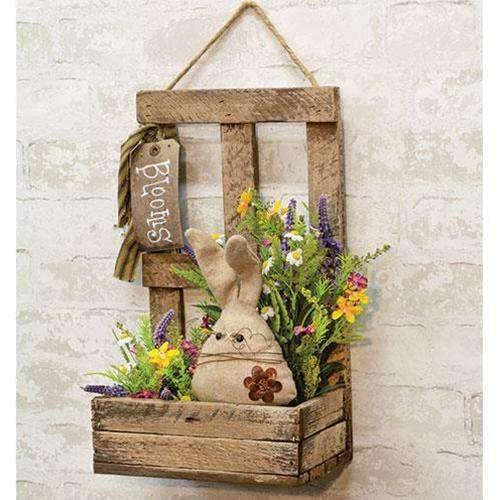 Hanging Lath Window Box, 16""
