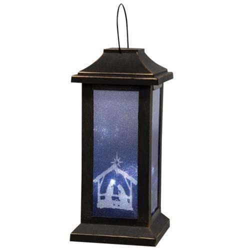 Nativity Scene Lantern shop now
