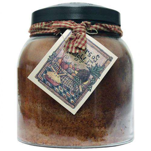 Gingerbread Papa Jar Candle, 34oz Jar Candles CWI+