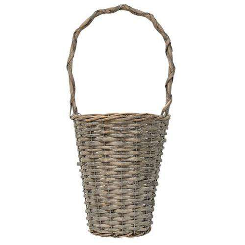 "Elena Basket, 15.5"" - The Fox Decor"