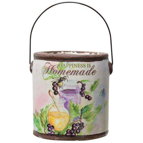 Happiness is Homemade Berries 'N Spice Candle, 20 Oz A Cheerful Giver 20oz Ceramic Candles CWI+