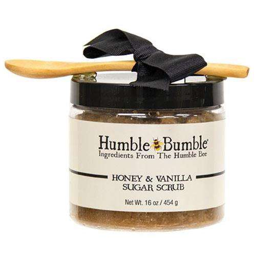 Honey & Vanilla Sugar Scrub, 16oz General CWI+