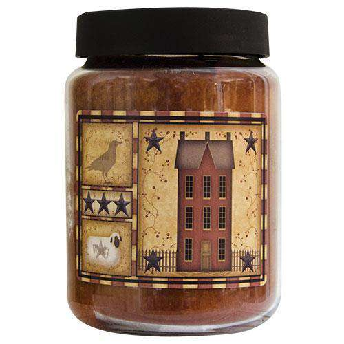 House Sampler Jar Candle, 26oz Art Label Candles CWI+