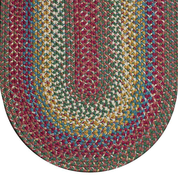 Joseph's Coat 710-JC Braided Rugs Rugs colonial braided rug