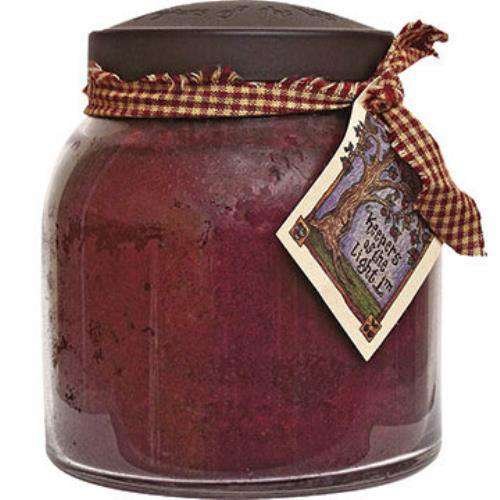 Juicy Apple Papa Jar Candle, 34oz Keeper of the Light CWI+