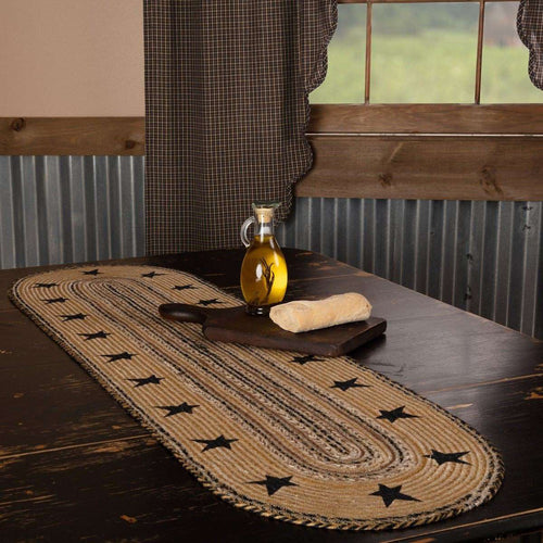 Braided Table Runners