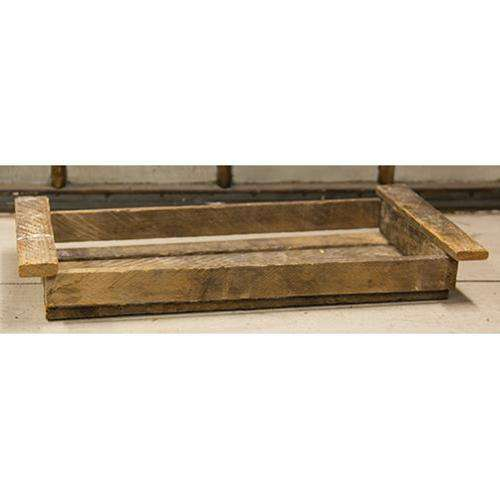 Lath Dough Tray Tabletop CWI+