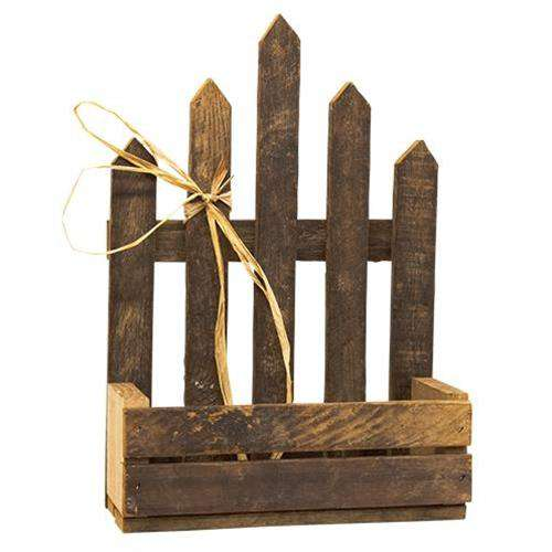 Lath Picket Planter, 16