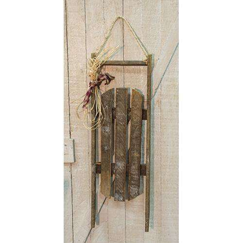 Lath Sled, 2ft Wall Decor CWI+