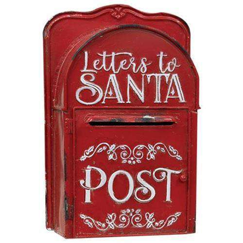 Letters to Santa Post Box Mail and Post Boxes CWI+