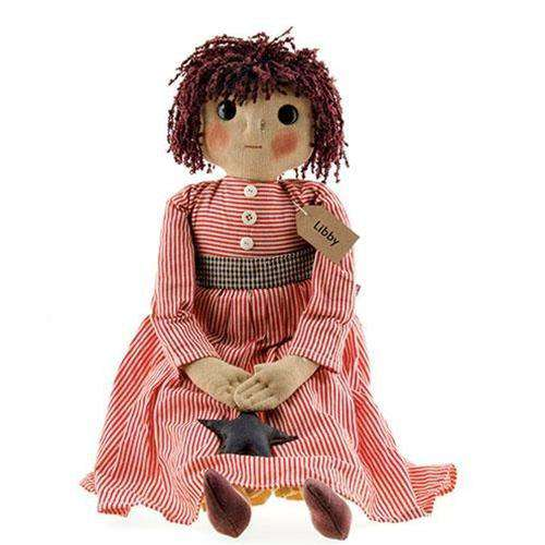 Libby Doll Country Dolls & Chairs CWI+