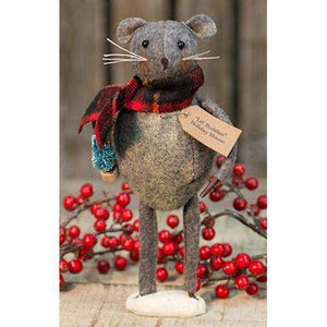 Lil' Buddies Holiday Mouse Tabletop & Decor CWI+