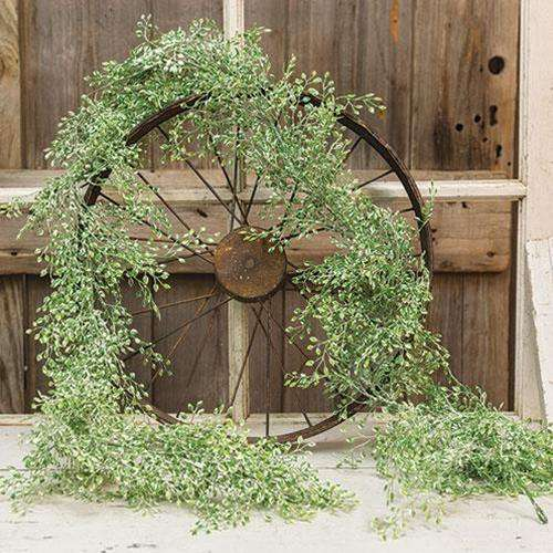 Little Luna Leaves Garland, 6ft Greenery CWI+