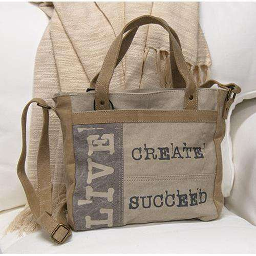 *Live Create Succeed Large Crossbody General CWI+