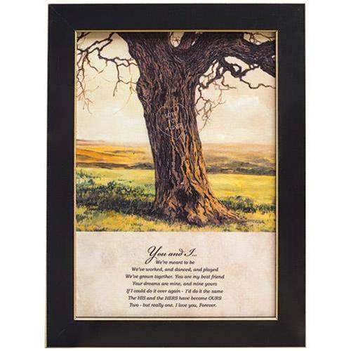 Love Forever Framed Print Country Prints CWI+