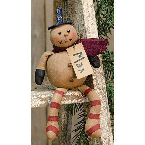 Max Snowman Ornament HS Dolls CWI+