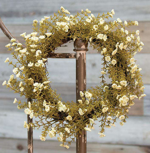 Millet Heather Wreath, Cream Everyday CWI+